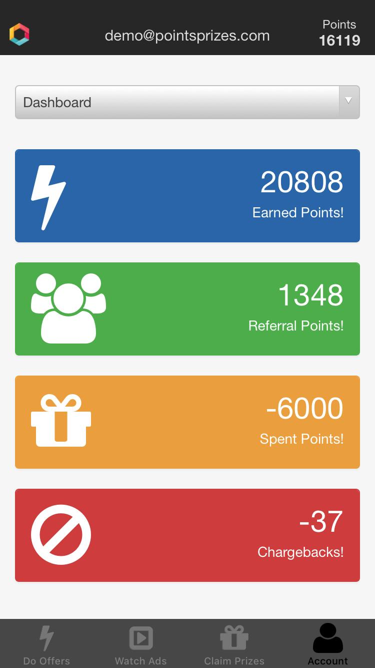 PointsPrizes - Free Gift Cards for Android - APK Download
