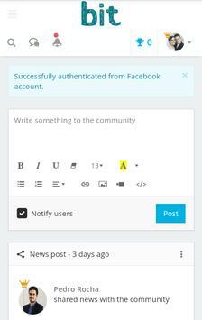 Points Community apk screenshot