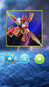 Ninja Kaii  Jigsaw game. screenshot 3