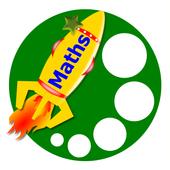 Maths Rocket icon