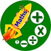 Maths Rocket icon