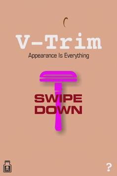V-Trim Free poster