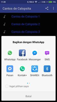 Canto De Calopsita screenshot 1