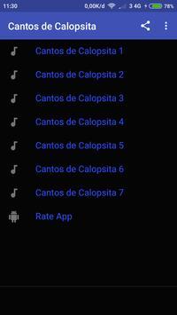 Canto De Calopsita screenshot 3