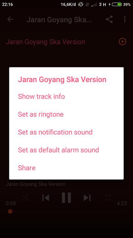 download lagu jaran goyang versi ska
