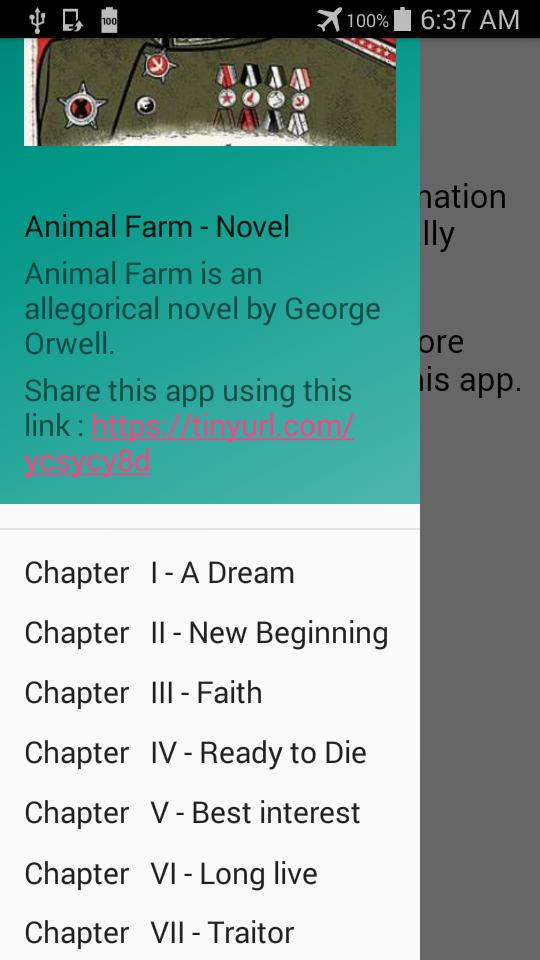 Animal Farm - Novel by George Orwell for Android - APK Download