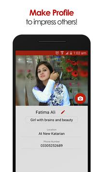 Pakistan Dating App & Pakistani Girls Chat screenshot 2
