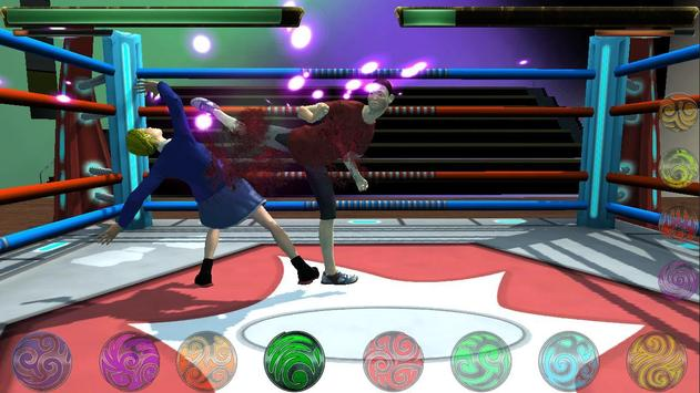 Cage fighter of fusion apk screenshot