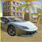 Cars Drift Zone Dubai icon