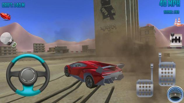 Cars Drift Zone Dubai screenshot 2