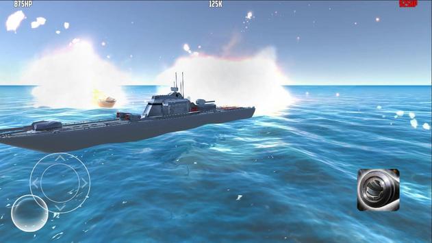 Battleship Warzone poster