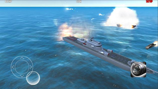 Battleship Warzone apk screenshot