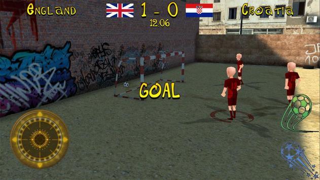 Beach Cup Soccer screenshot 2