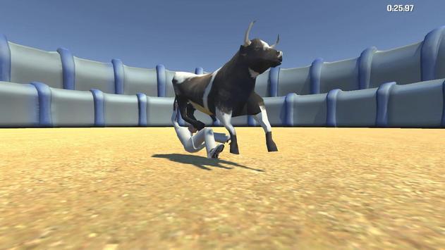 Bill Rodeo Bull Matador poster
