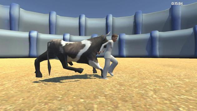 Bill Rodeo Bull Matador apk screenshot