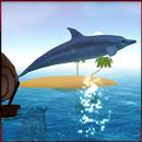 Dolphin game 3D APK