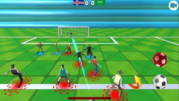 FootBall StickMan screenshot 1