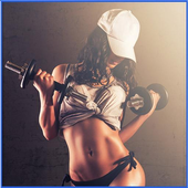 Fitness Body Sport icon