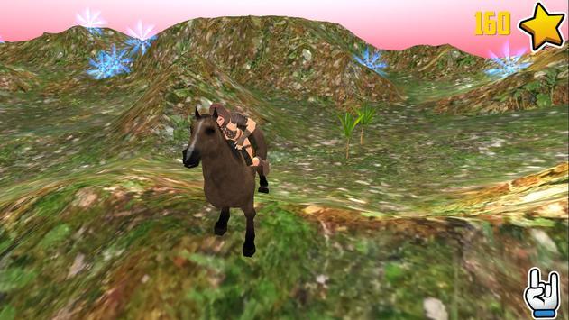 Horse trip crossed the road screenshot 2