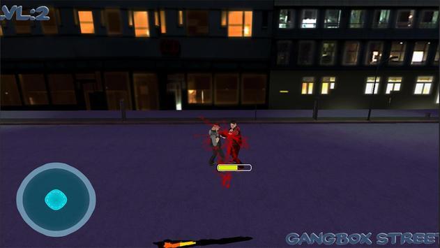 Heavy Street Boxing apk screenshot