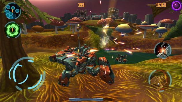 Moba Strike lol like apk screenshot