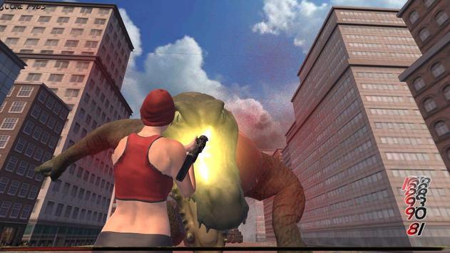 Monster Titan back in new york screenshot 1