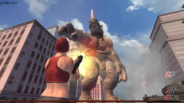 Monster Titan back in new york screenshot 2