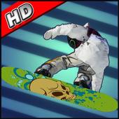SnowBoard Stunt Pipe icon