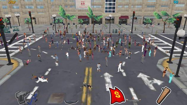 Street Breaker Roar Wars screenshot 2