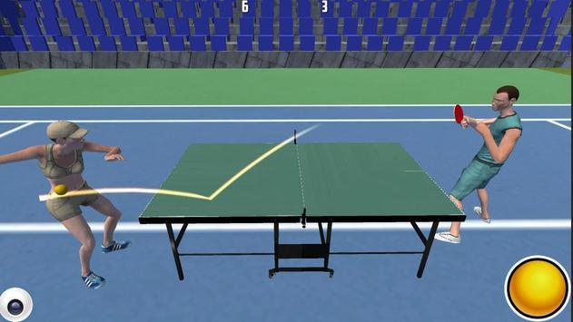 Ping Pong Table Tennis Pro apk screenshot