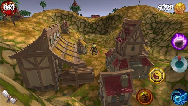 Pirate Versus Ninja screenshot 1
