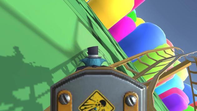 Roller Coaster Builder screenshot 1