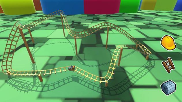 Roller Coaster Builder screenshot 2