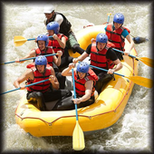 Rafting Hardcore Simulator icon