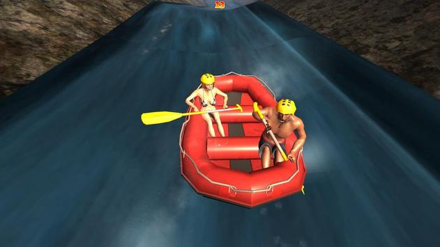 Rafting Hardcore Simulator apk screenshot