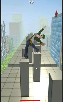 Walking in the top box Parkour screenshot 2
