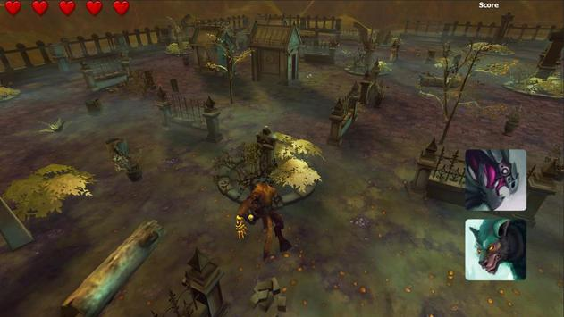 Werewolf Shadow Hunters screenshot 2