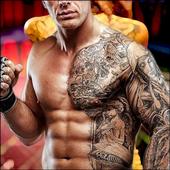 Tattoo your Body Art icon
