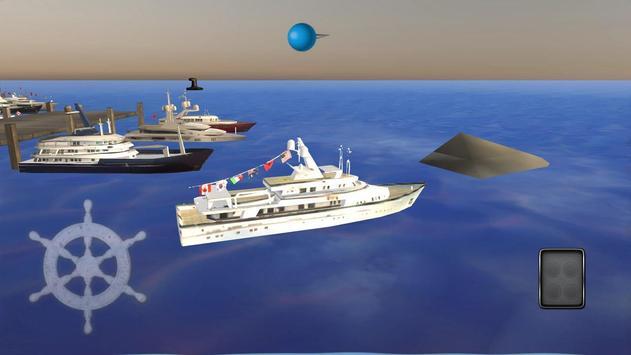 Boat yacht marina sea apk screenshot