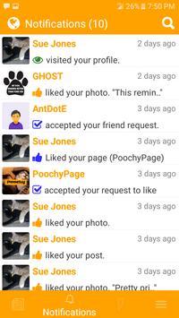 Poochy Pet Social screenshot 5