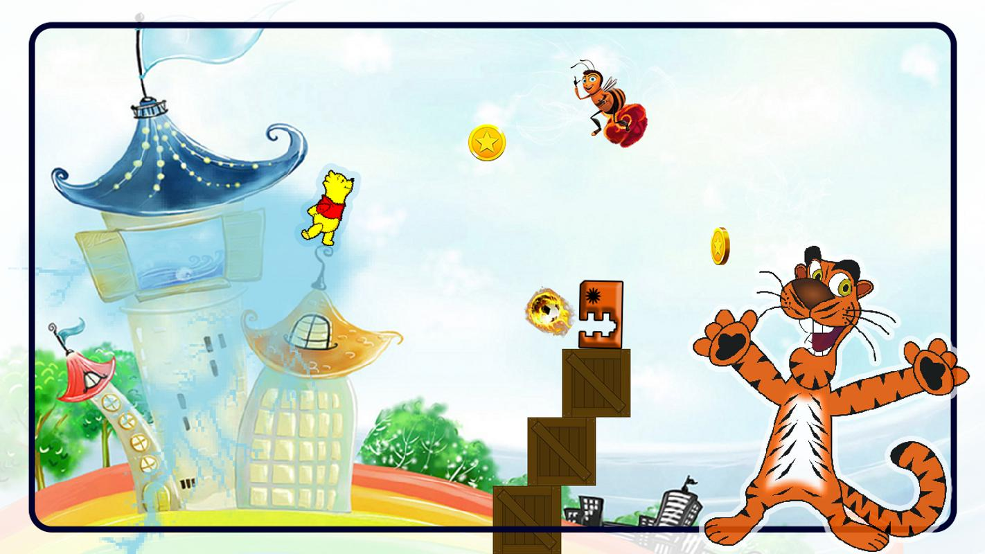 Pooh bear games my friends tigger and pooh for android apk download pooh bear games my friends tigger and pooh poster altavistaventures Images