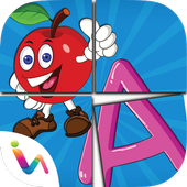 Alphabets Learning Puzzles icon