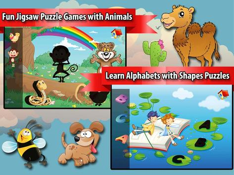 Peg Puzzles for Kids & Toddler screenshot 3