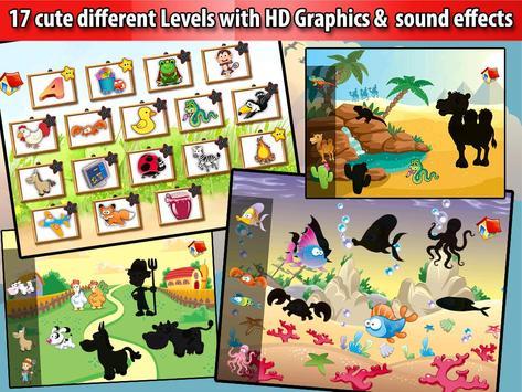 Peg Puzzles for Kids & Toddler screenshot 2