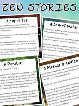 101 Zen Stories-Wisdom Stories screenshot 4