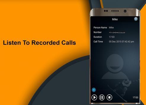 Call Recorder JE screenshot 2