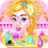 Princess Makeup Salon Summer icon