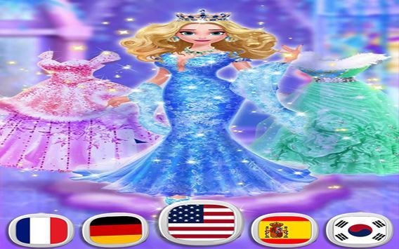 Princess Makeup Salon Summer poster