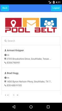 Pool Belt ver.2 poster