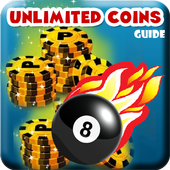 Tips Coins 8 Ball Pool Guide icon